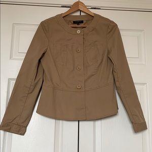 Talbots Brown Jacket